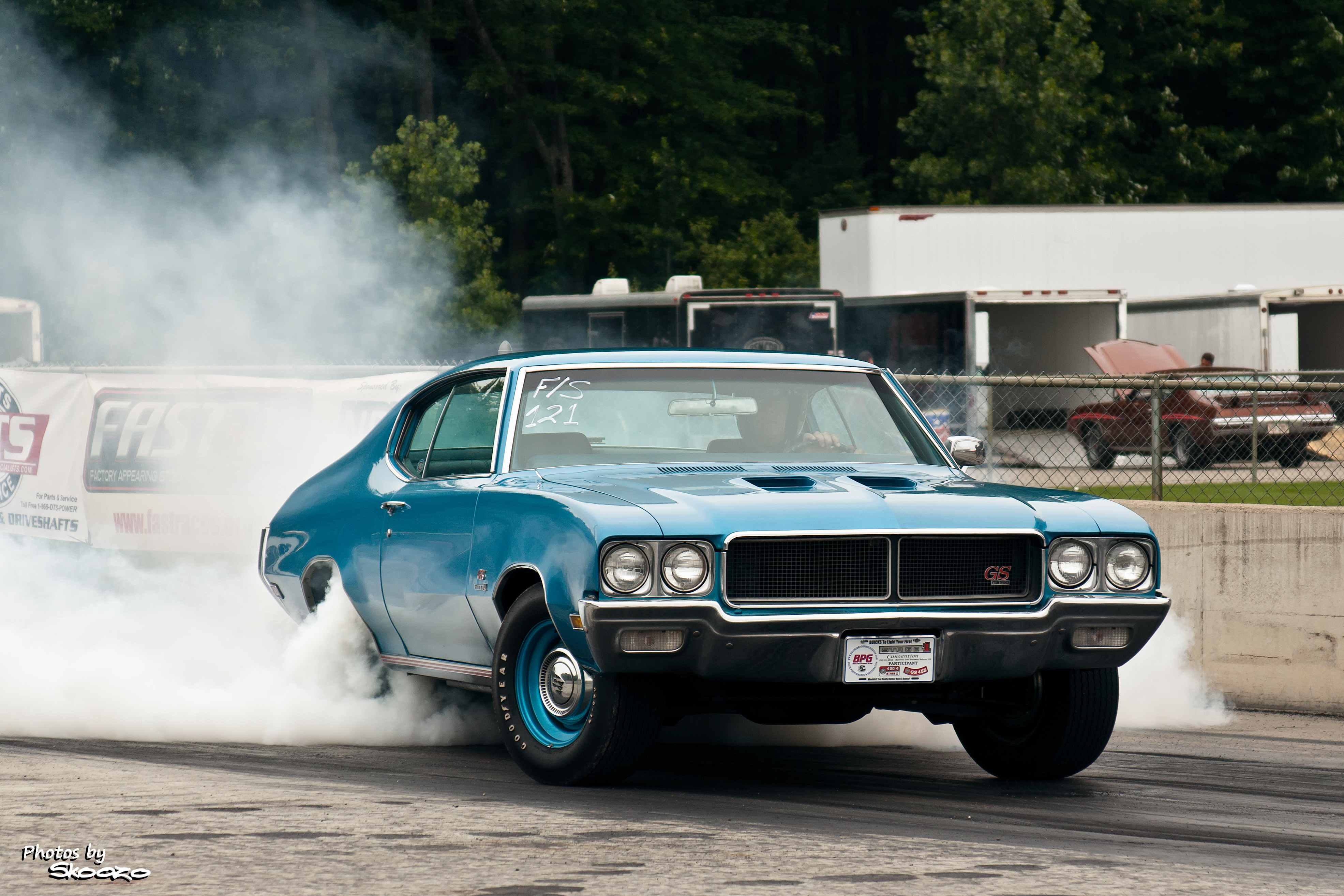 1970 Buick GS #18