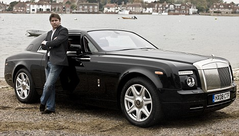 Rolls royce Phantom Coupe #10
