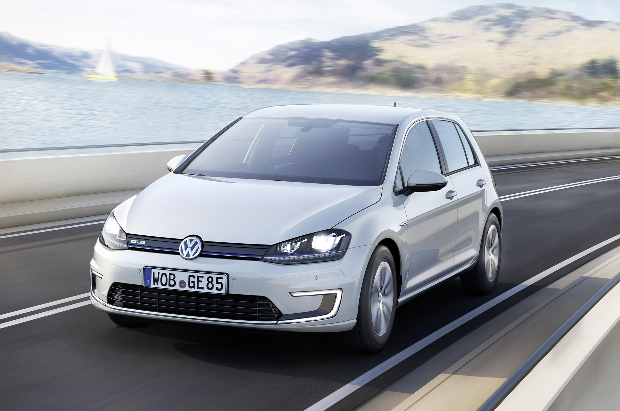 2015 Volkswagen E-golf #15