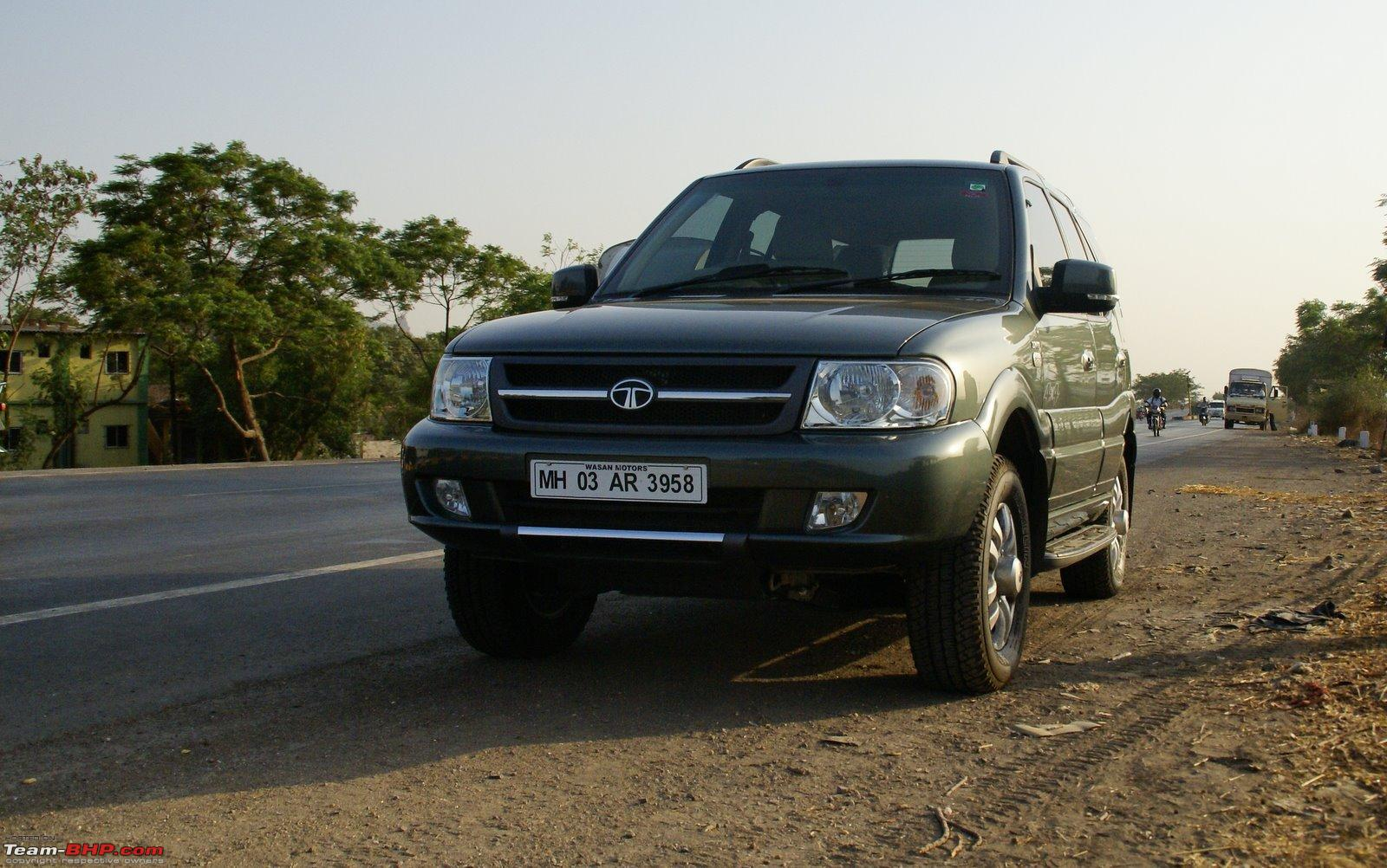 2009 Tata Safari #1