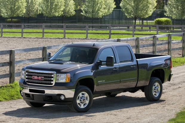 2013 GMC Sierra 2500hd #7