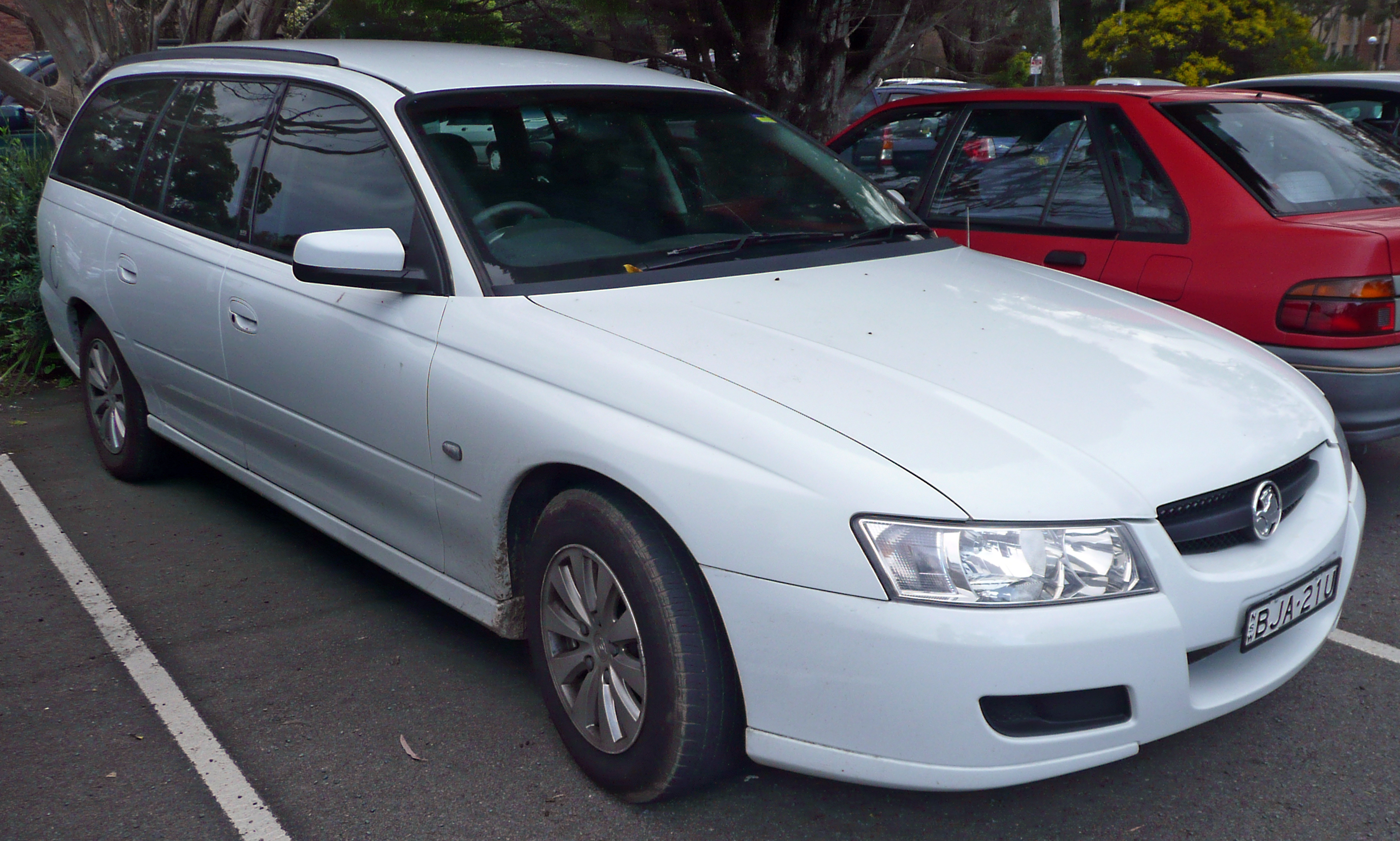 2004 Holden Berlina #12