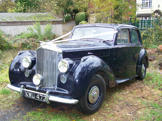 1951 Bentley Mark VI #12