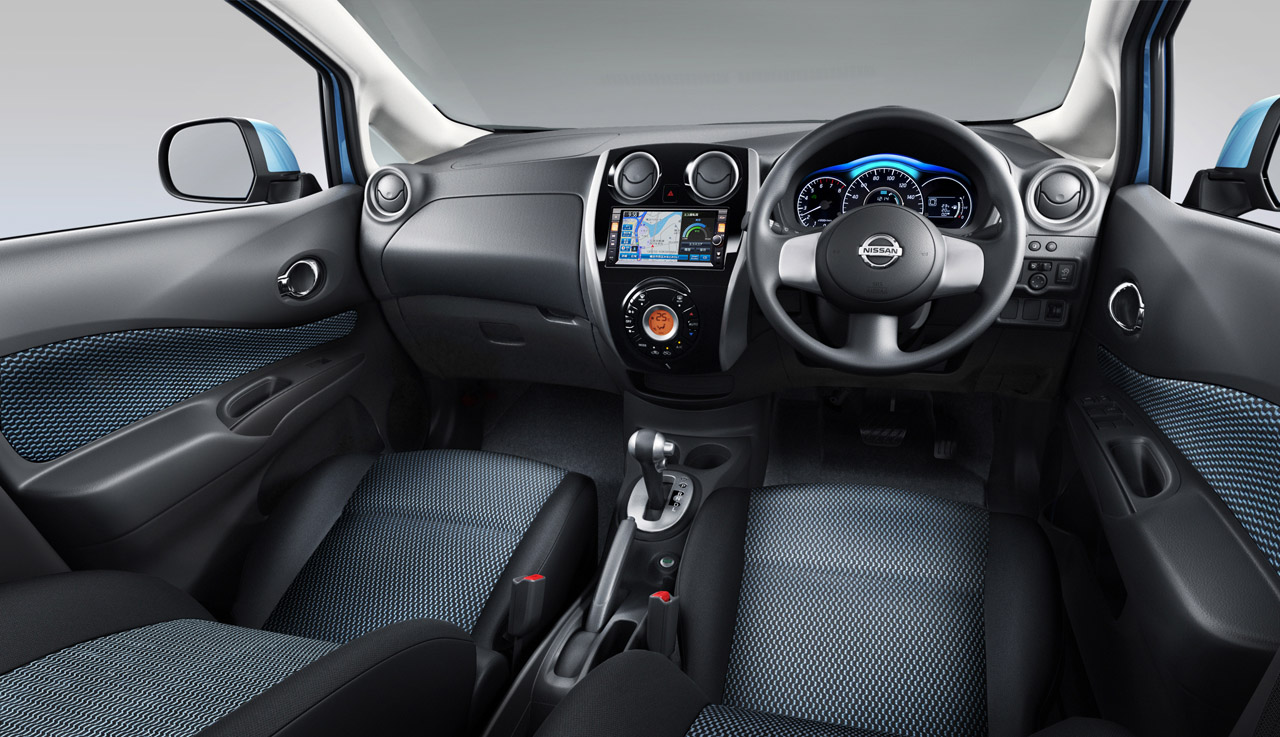 2012 Nissan Note #5