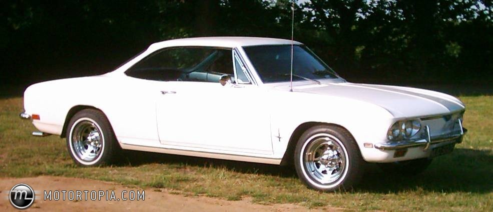 1968 Chevrolet Corvair #8