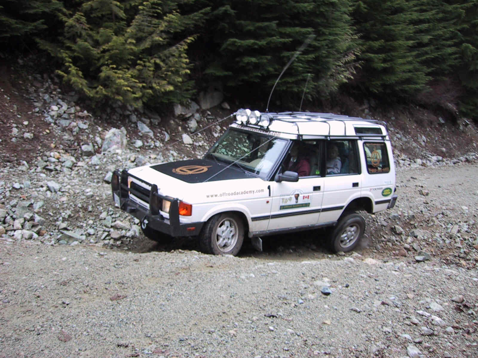 1996 Land Rover Discovery #9