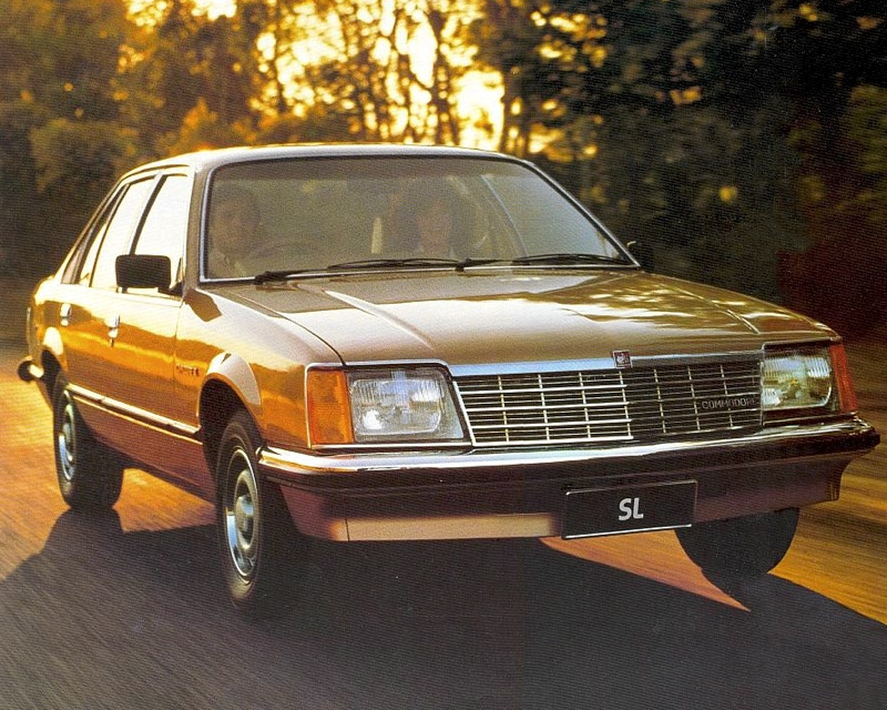 1980 Holden Commodore #11