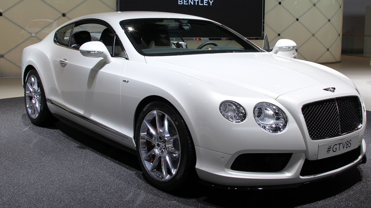 2015 Bentley Continental Gt #9