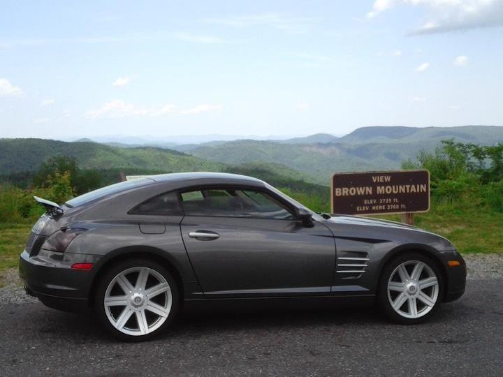 2007 Chrysler Crossfire #8