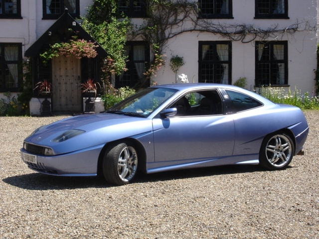 2000 Fiat Coupe #14