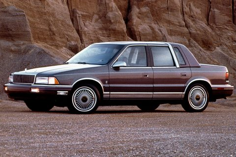 1994 Chrysler Le Baron #16