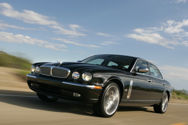 2005 Jaguar Xj-series #5