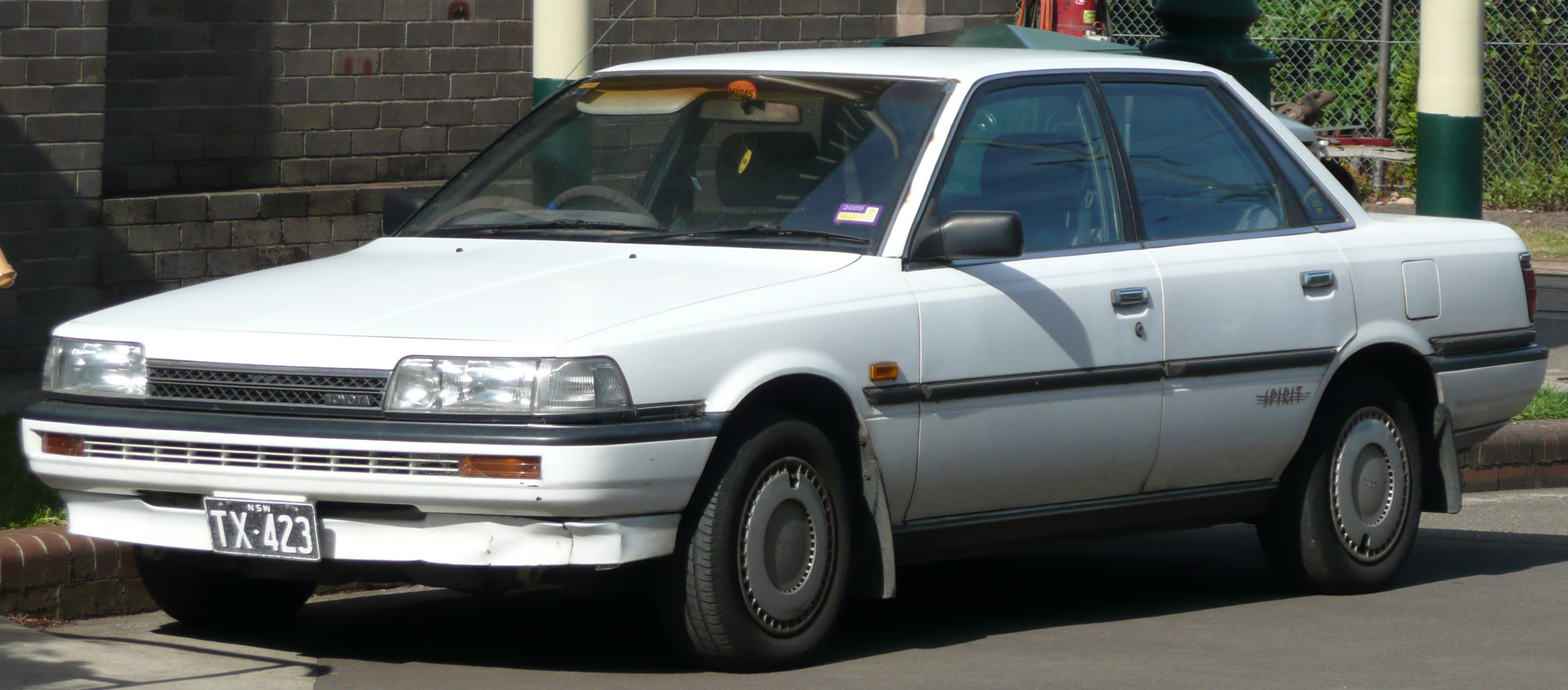 1991 Toyota Camry Photos Informations Articles 91 Wiring System 5