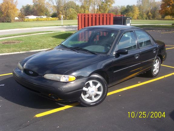 1996 Ford Contour #3