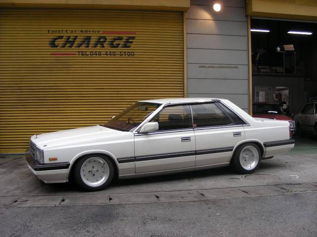 1987 Nissan Laurel #8