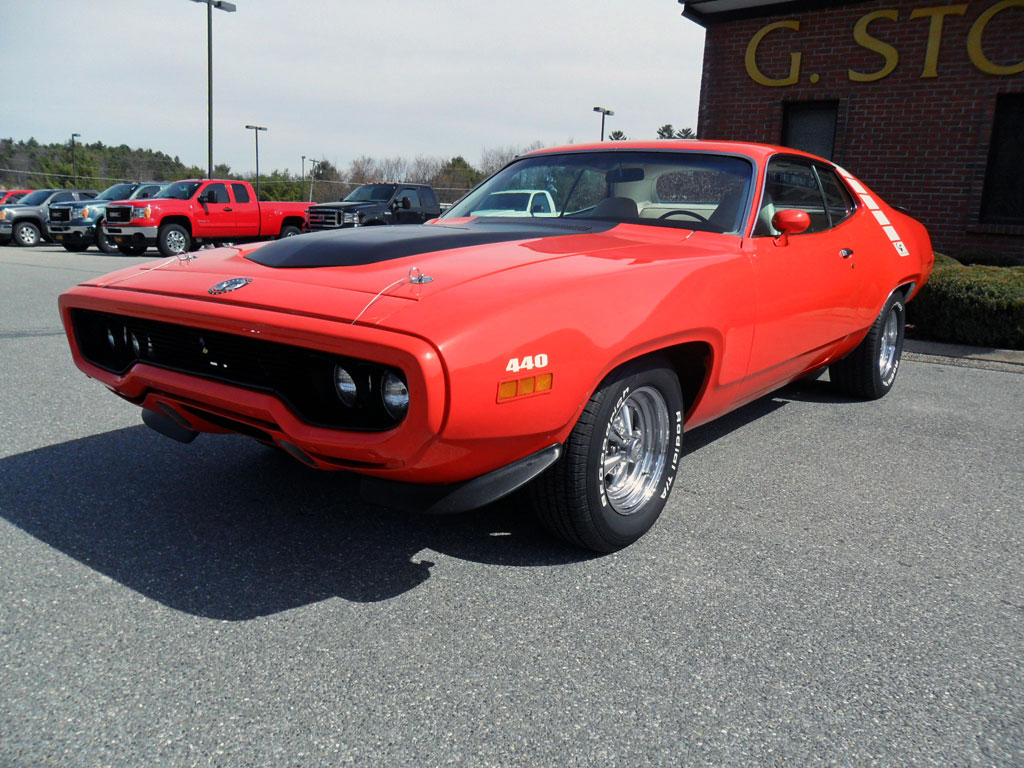 1971 Plymouth Road Runner #16