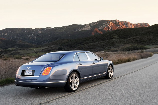 2011 Bentley Mulsanne #14
