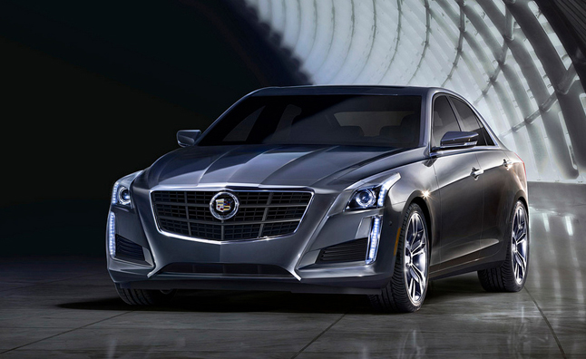 2014 Cadillac Cts Coupe #17