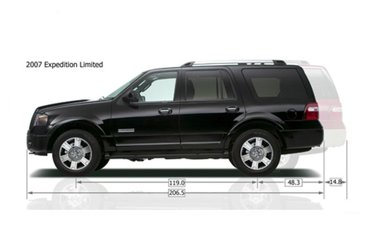 Ford Expedition El #3
