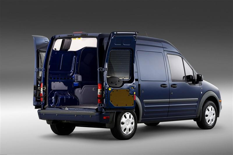 2013 Ford Transit Connect #5