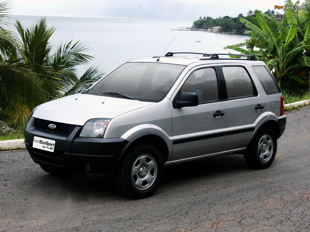 2003 Ford Ecosport Photos  Informations  Articles