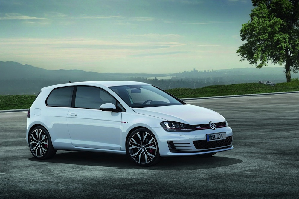 2014 Volkswagen Golf #6