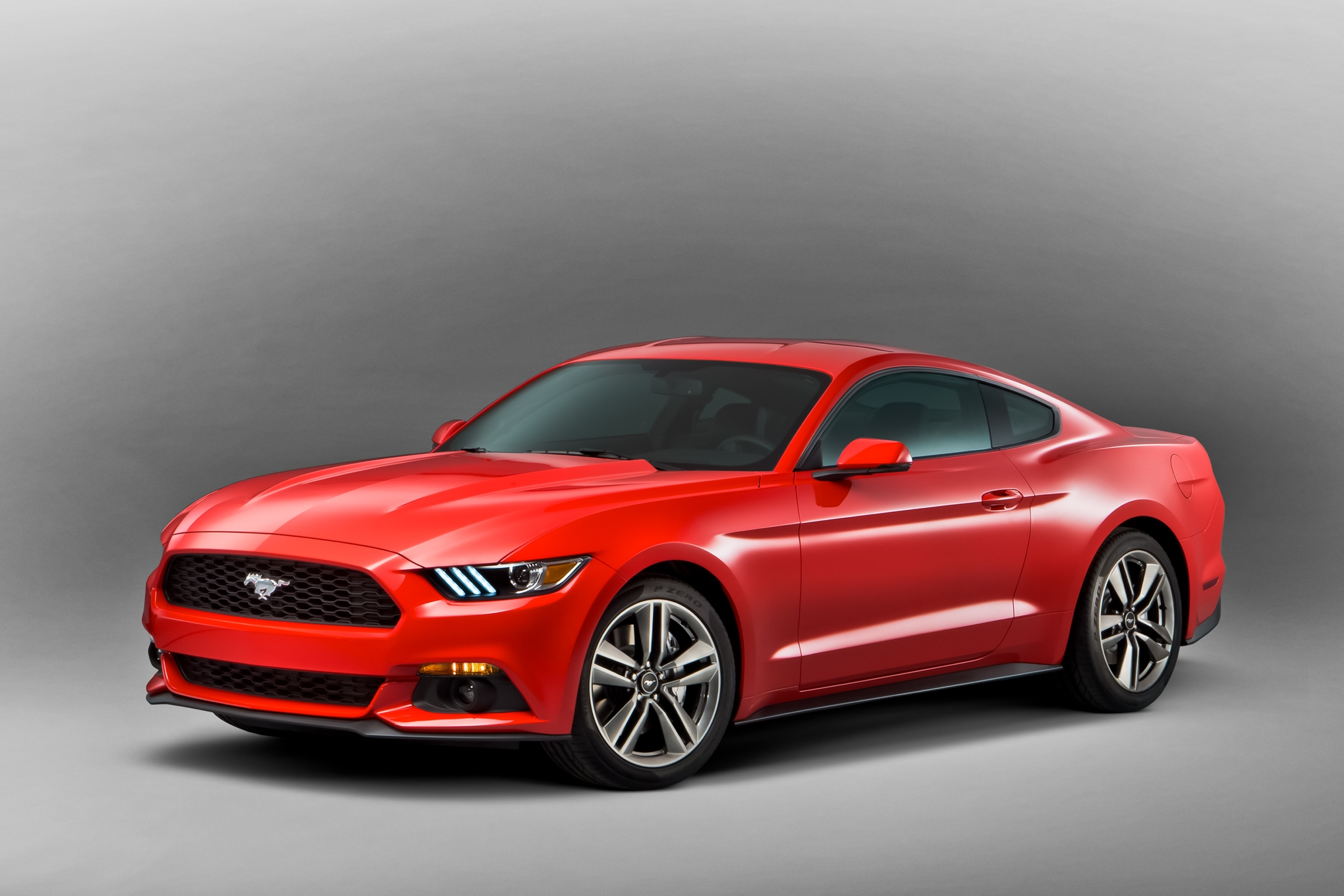 2015 Ford Mustang #5