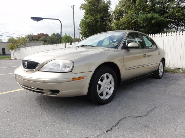2001 Mercury Sable #8