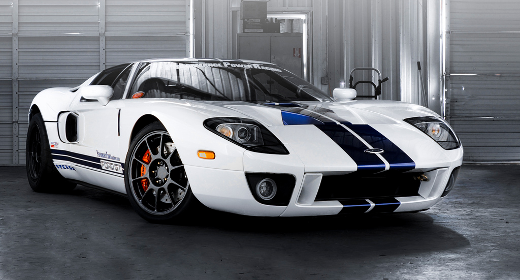 Ford GT 40 #6