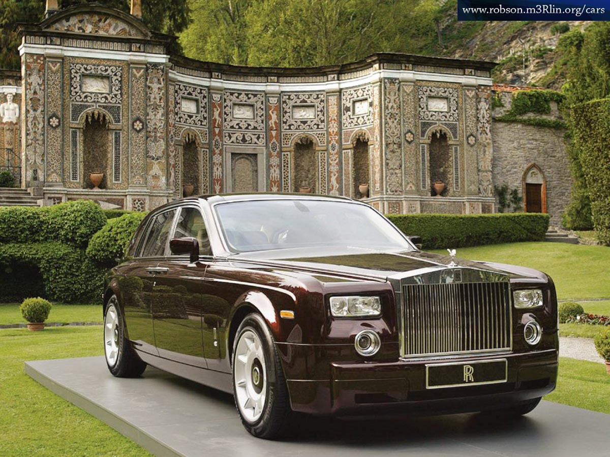 2004 Rolls royce Phantom #2