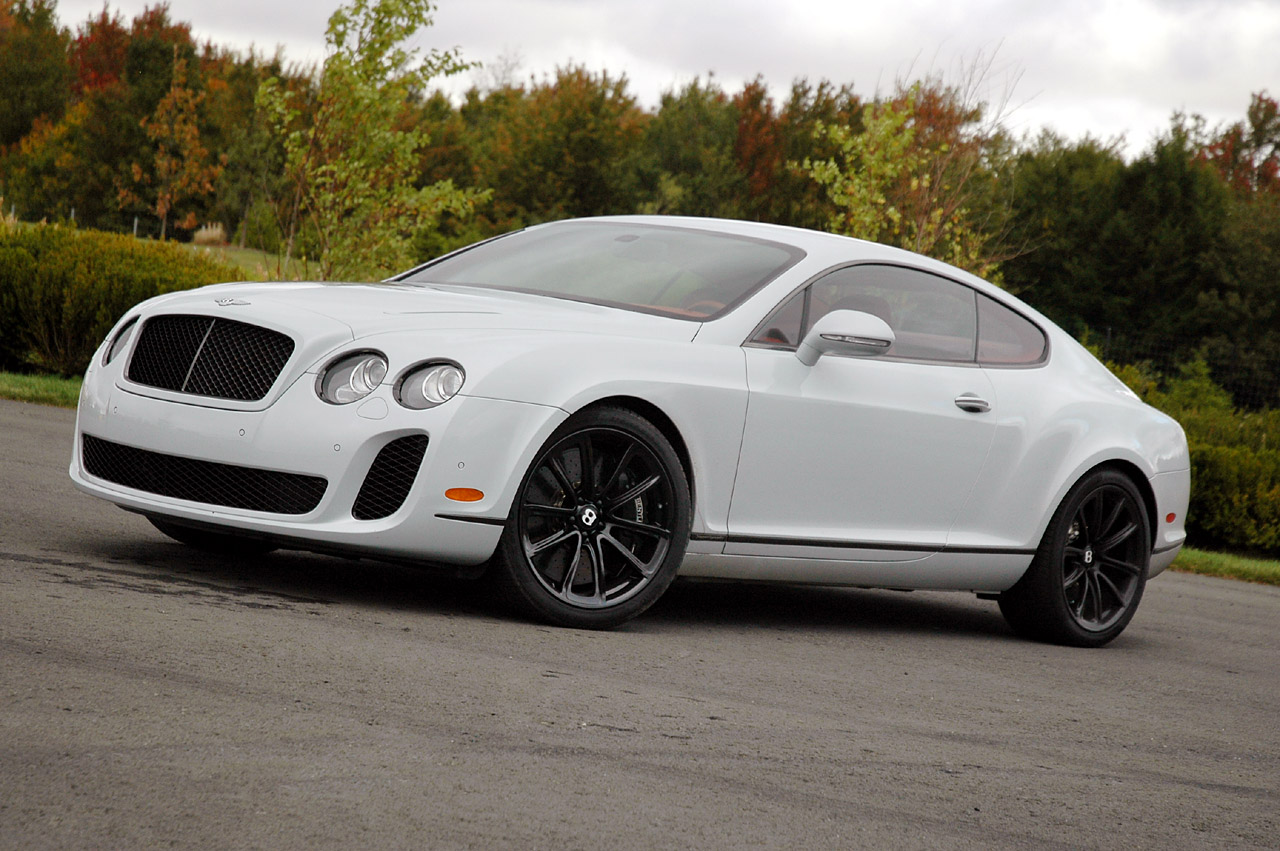 2010 Bentley Continental Supersports #7