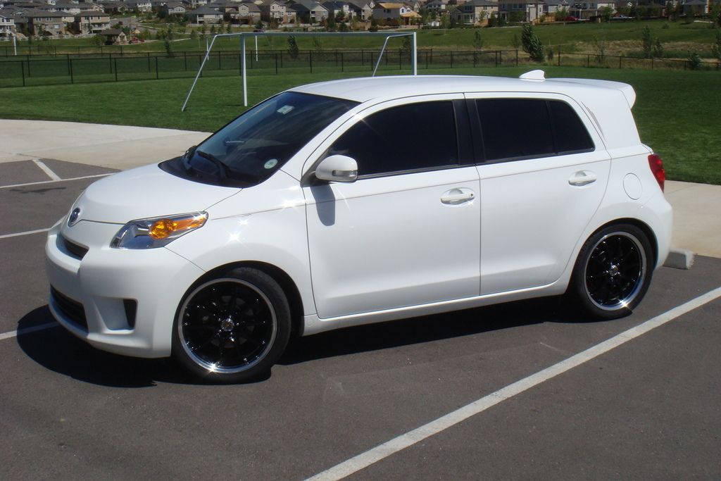 2008 Scion Xd #11