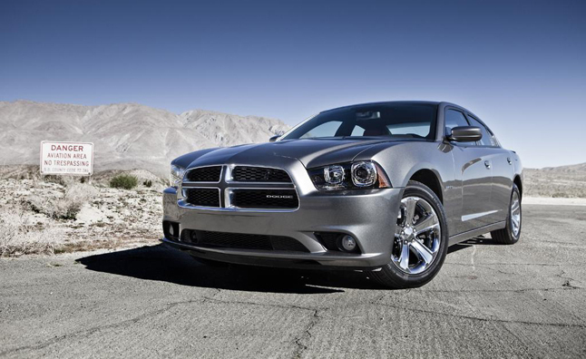 2013 Dodge Charger #6