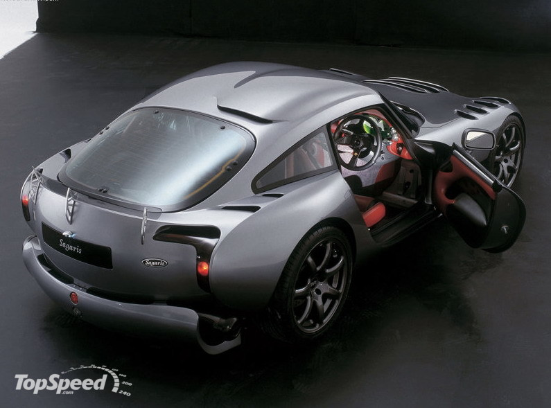 2003 TVR Speed 12 #6