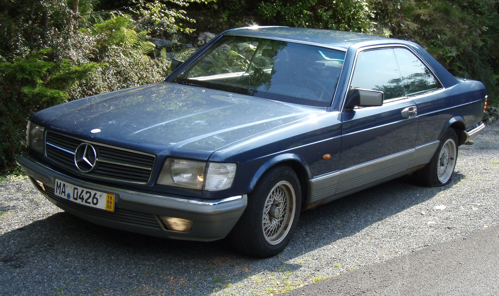 service manual  how to hot wire 1990 mercedes benz s class