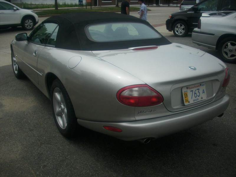 1998 Jaguar Xk-series #16