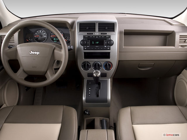 2007 Jeep Patriot #6