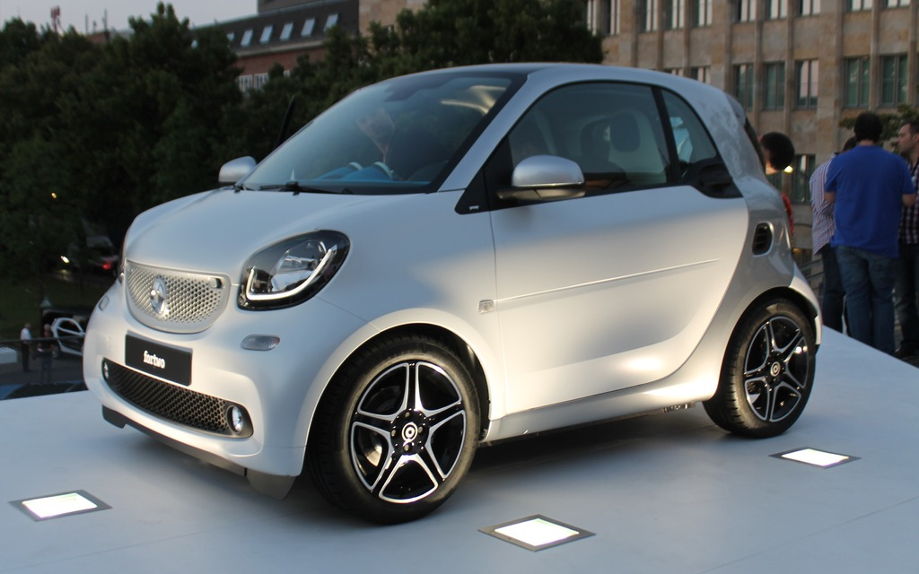 2016 Smart Fortwo #8