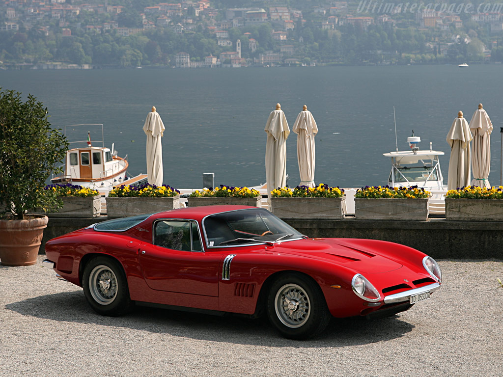 Bizzarrini  #8