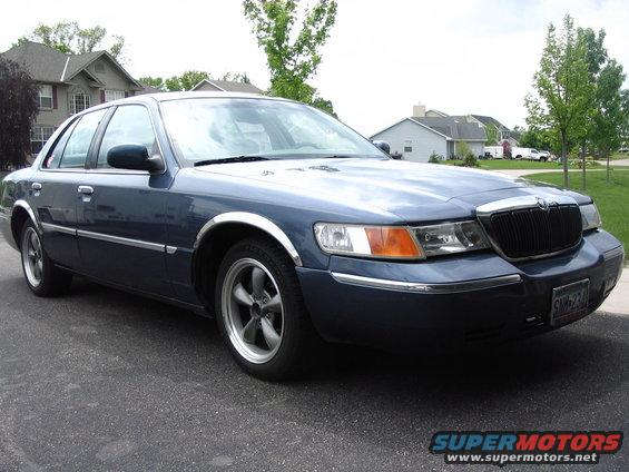 1998 Mercury Grand Marquis #13