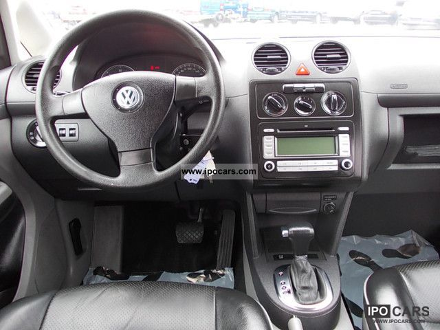 2009 Volkswagen Caddy #7