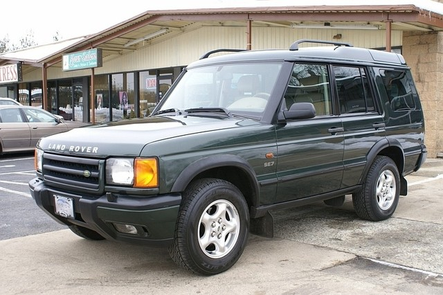 2001 Land Rover Discovery Series Ii #6