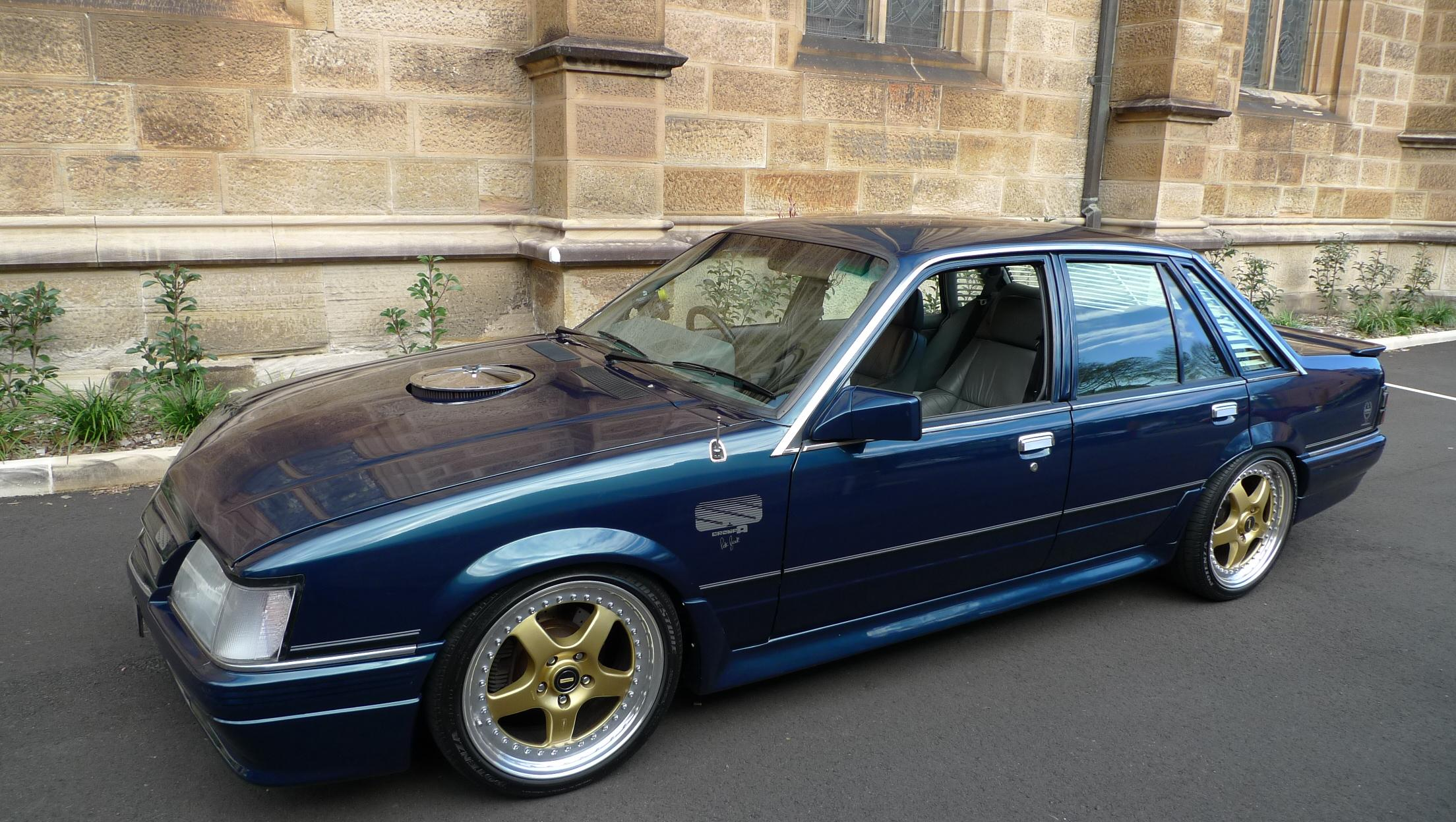 1985 Holden Commodore #3