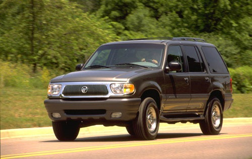 1999 Mercury Mountaineer #12