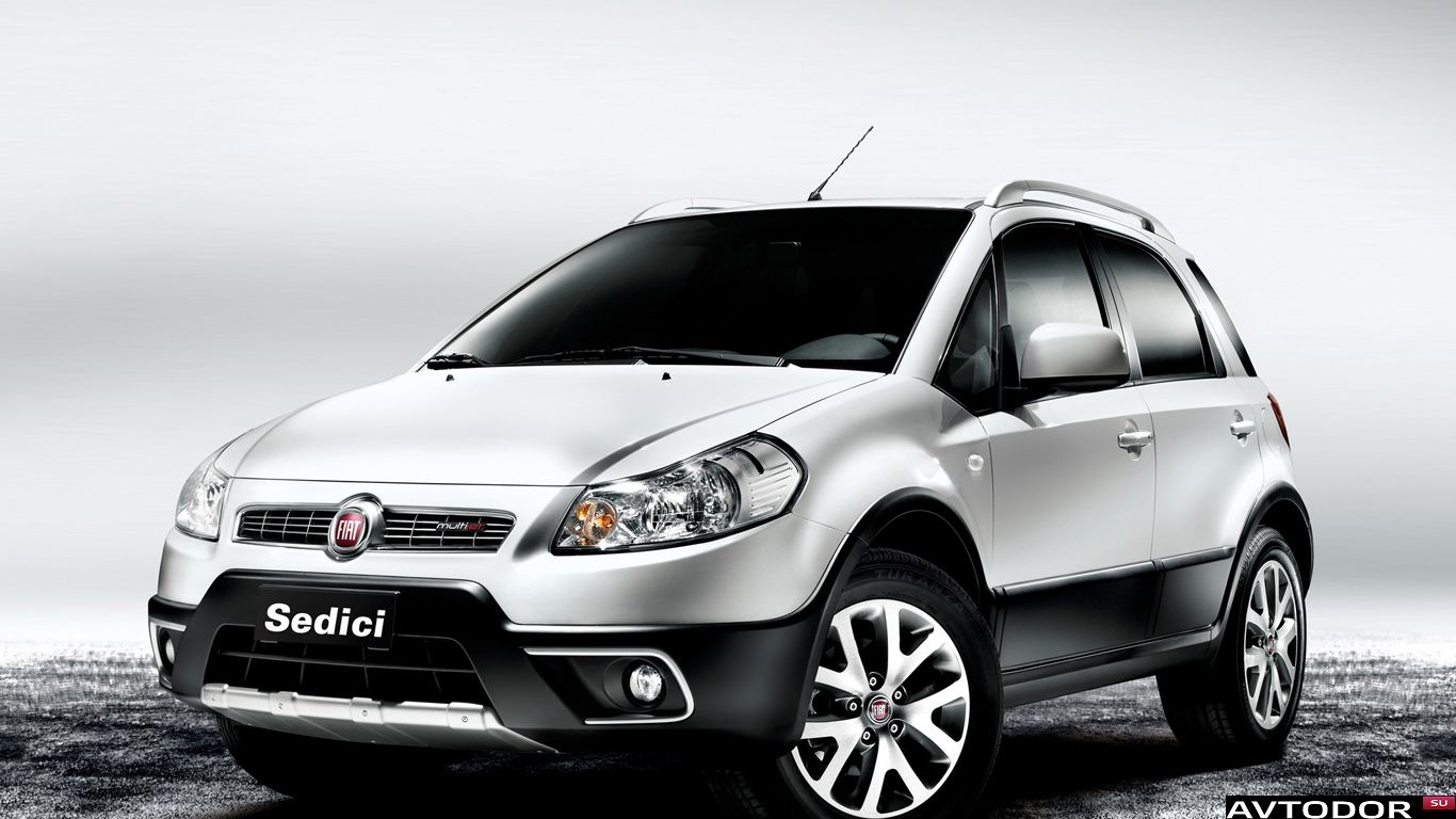 2011 fiat sedici photos informations articles. Black Bedroom Furniture Sets. Home Design Ideas