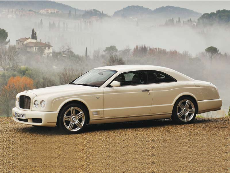 2009 Bentley Brooklands #8