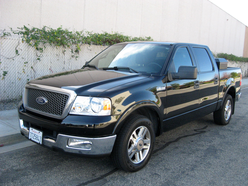 2005 Ford F-150 #6