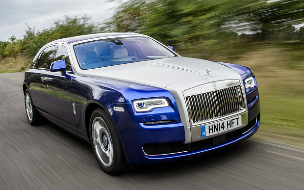 2014 Rolls royce Ghost #14