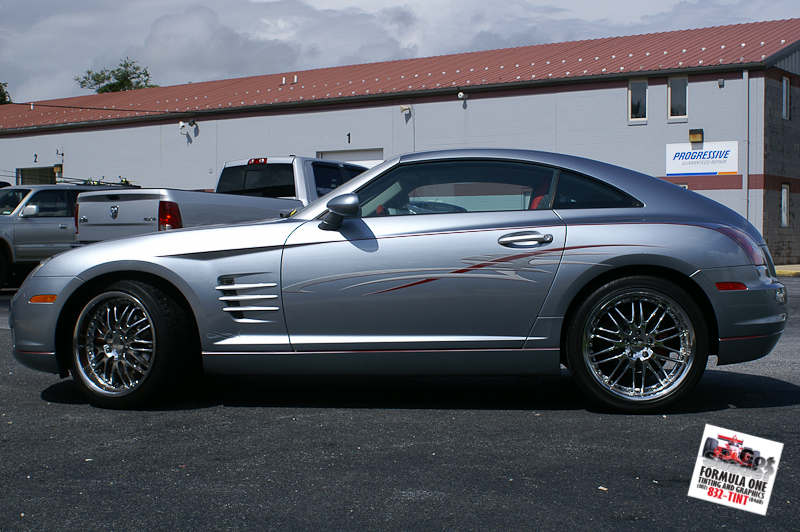 2005 Chrysler Crossfire #8