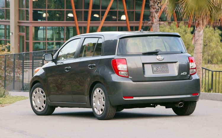 2010 Scion Xd #8